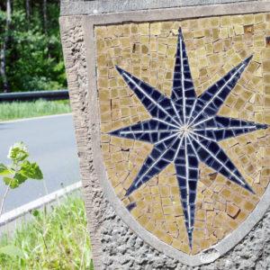 Wappen Waldecker Stern