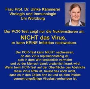 PCR-Test kann keine Infektion nachweisen